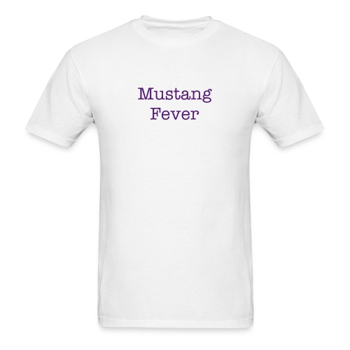 Mustang Fever - Men's T-Shirt