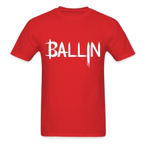 Lin Rockets Ballin Shirt - Men's T-Shirt