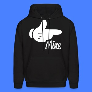 Mine Pointing RIght Hoodies - stayflyclothing.com - Men's Hoodie