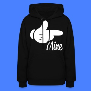 Mine Pointing RIght Hoodies - stayflyclothing.com - Women's Hoodie