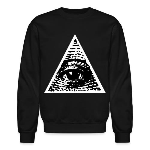 Illuminati crewneck sweater - Crewneck Sweatshirt