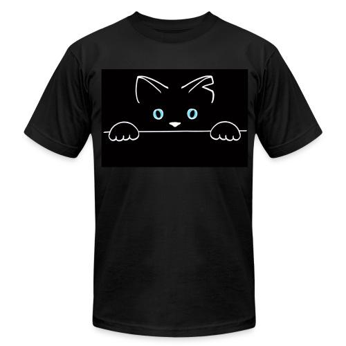 Spiggitz Black T-Shirt - Men's Fine Jersey T-Shirt