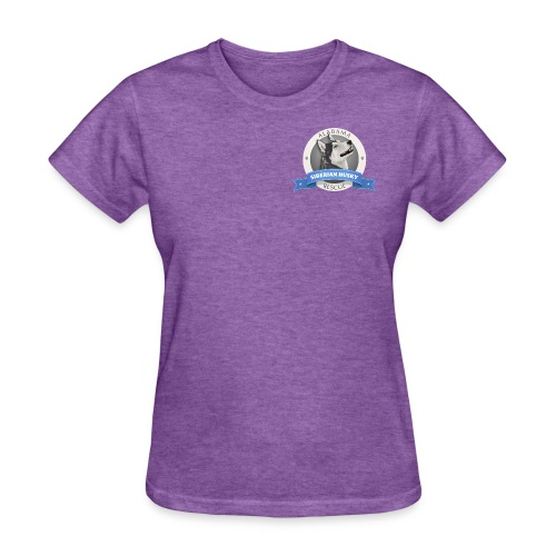 ASHR Logo - Women's T-Shirt