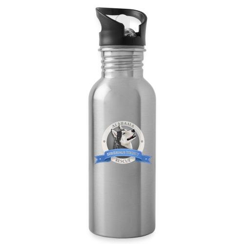 ASHR Logo - Water Bottle