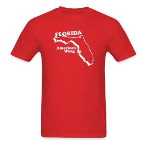FLORIDA STATE SLOGAN - Men's T-Shirt