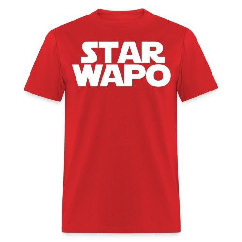 Star Wapo - Men's T-Shirt