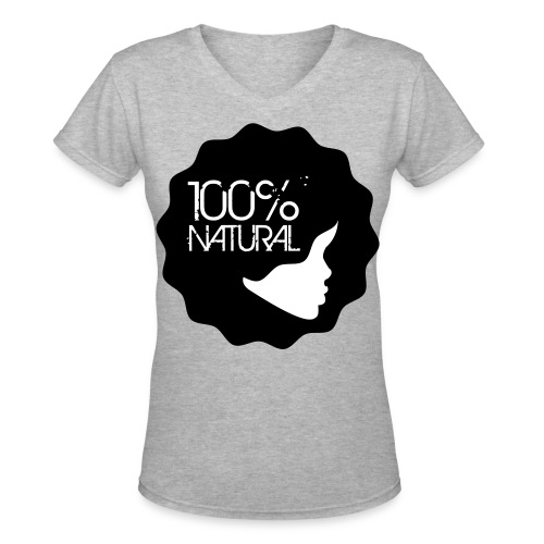 A Powerful True FNB - Women's V-Neck T-Shirt