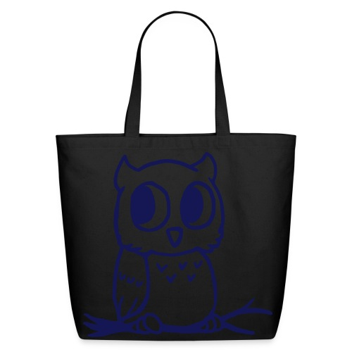 I'm a hoot - Eco-Friendly Cotton Tote