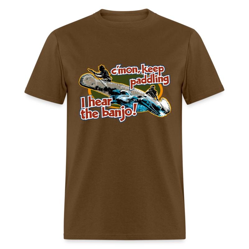 I Hear The Banjo T Shirt Spreadshirt