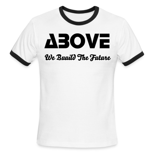 Above T-Shirt - Men's Ringer T-Shirt