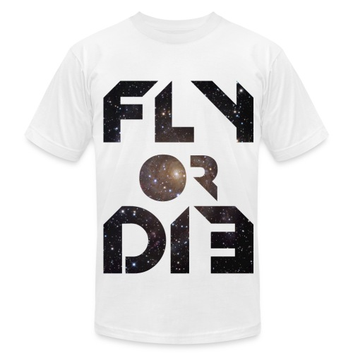Fly or Die tee - Men's Fine Jersey T-Shirt