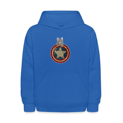 Vitality Captain Kitty Shirt - Kids' Hoodie
