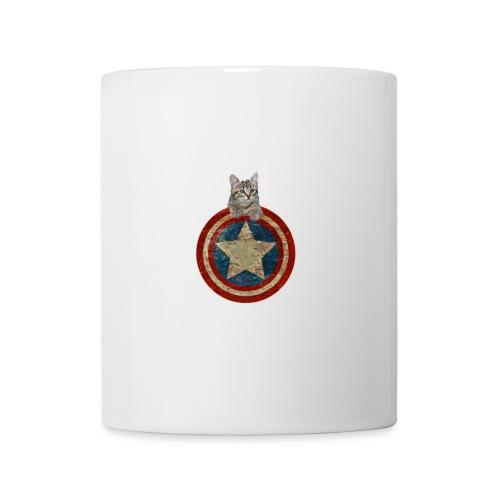 Vitality Captain Kitty - Coffee/Tea Mug