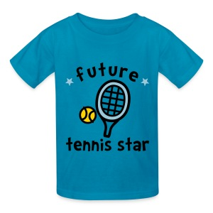 Future Tennis Star - Kids' T-Shirt