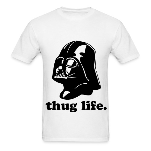 star wars thug life - Men's T-Shirt