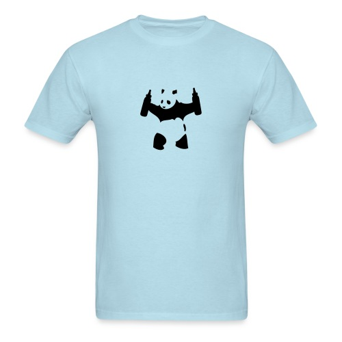 Panda Pride  - Men's T-Shirt