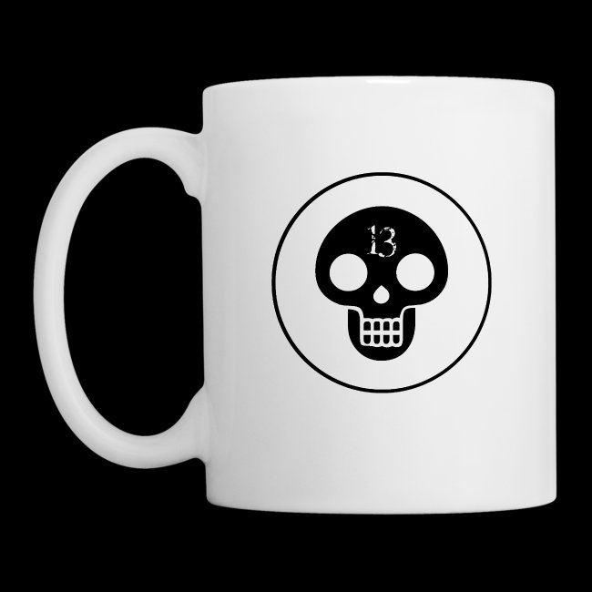 Cathedral 13 mug