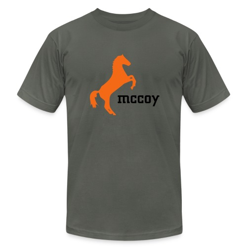 Colt McCoy alternate - Men's Fine Jersey T-Shirt