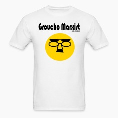 'Groucho Marxist' Vector Graphic T-Shirts