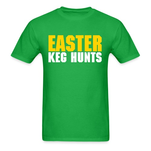 Easter Keg Hunts - Men's T-Shirt