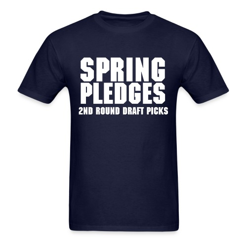 Spring Pledges - Men's T-Shirt