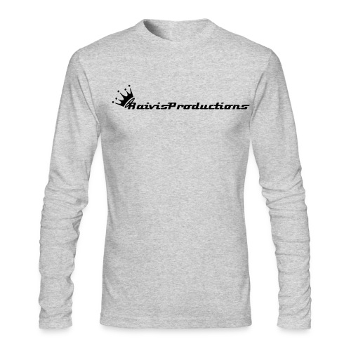 Official RaivisProductions Long Sleve T-Shirt  - Men's Long Sleeve T-Shirt by Next Level