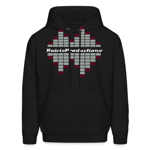 Official RaivisProduction Mens Hooded Sweatshirts - Men's Hoodie