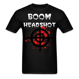 Boom Headshot - Men's T-Shirt