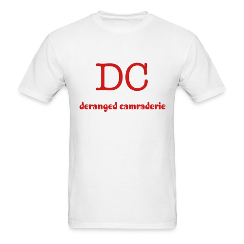 DC basic T - Men's T-Shirt