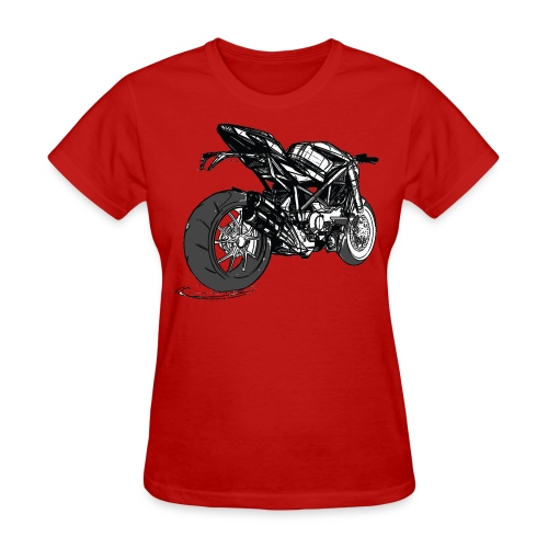 Sport bike 3 - Women's T-Shirt