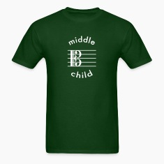 Viola Is The Middle Child T-Shirts