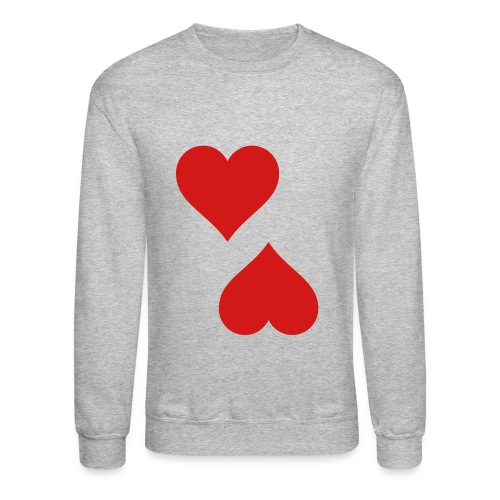 Hearts - Crewneck Sweatshirt
