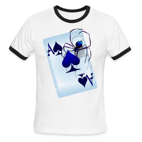 Big Ace - Men's Ringer T-Shirt