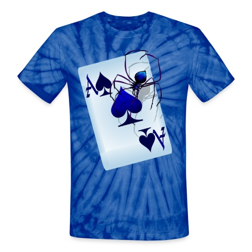 Big Ace - Unisex Tie Dye T-Shirt