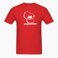 WISCONSIN TIPPIN T-Shirts