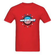 T-Shirts ~ Men's T-Shirt ~ Undefeated WW Champs Mens
