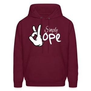 Simply Dope - Men's Hoodie