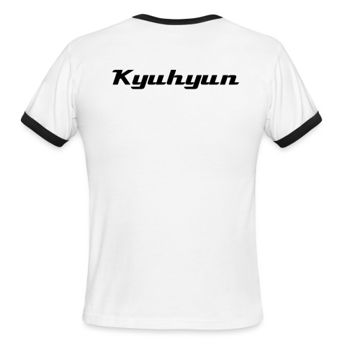 Super Junior Kyuhyun - Men's Ringer T-Shirt