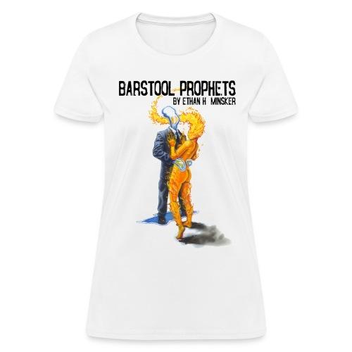 Barstool Prophets, Design by Dan Krupin - Women's T-Shirt