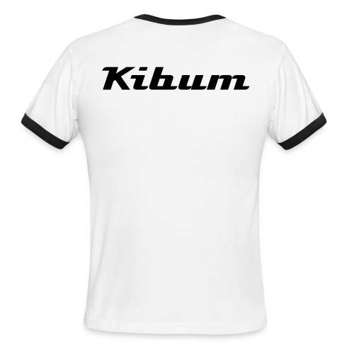Super Junior Kibum - Men's Ringer T-Shirt