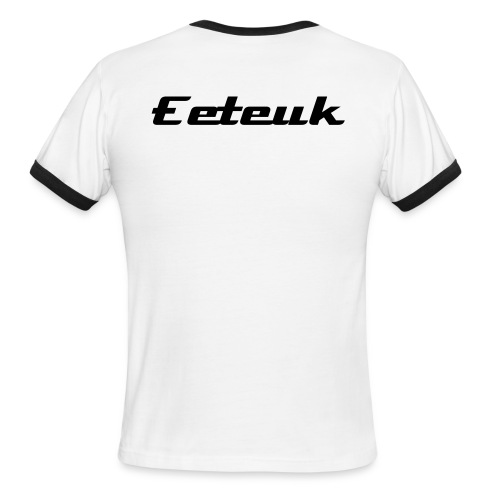 Super Junior Eeteuk - Men's Ringer T-Shirt