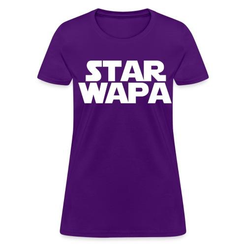 Star Wapa - Women's T-Shirt
