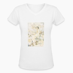 Flower Fairy Women's T-Shirts