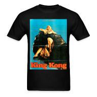 T-Shirts ~ Men's T-Shirt ~ King Kong (1976)