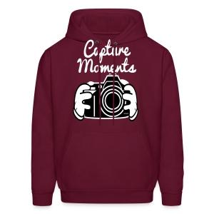 Capture Moments - Men's Hoodie