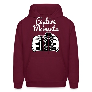 Capture Moments - Men's Hoodie