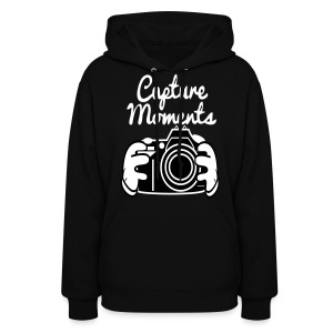 Capture Moments - Women's Hoodie