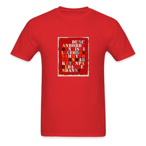 Youth - Men's T-Shirt