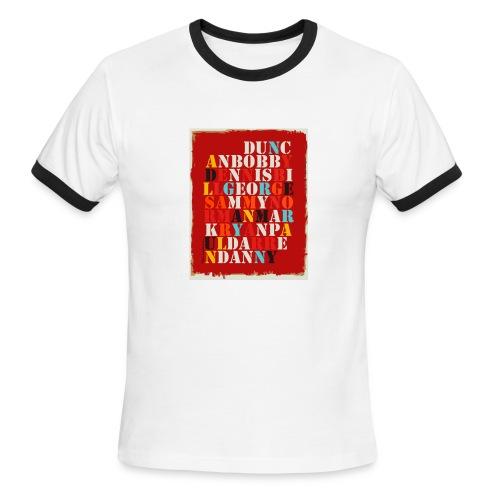 Youth - Men's Ringer T-Shirt