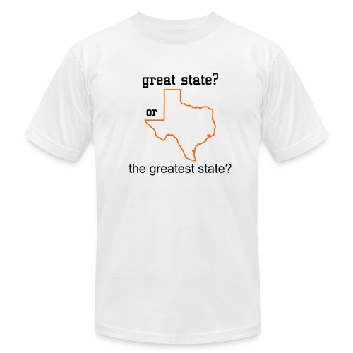 Greatest State - Men's Fine Jersey T-Shirt